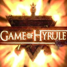 Pin for Later: Could This Game of Thrones/Legend of Zelda Mashup Get Any Better?