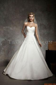 Vestidos de noiva Justin Alexander 8635 Spring 2013