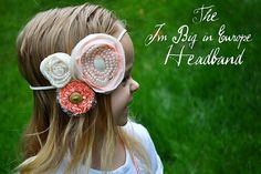 Hair accesories...super cute for everyone!