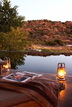 The privacy of Koro Lodge is ideal for both couples' retreats and family getaways. Bushmans Kloof Wilderness Reserve (South Africa) - Jetsetter