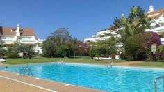 Apartment with private garden, very calm complex, and heated swimming PoolHoliday Rental in Puerto de la Cruz from @HomeAwayUK #holiday #rental #travel #homeaway