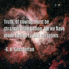 G.K. Chesterton quote, truth Badass Quotes, Best Quotes, Cool Words, Wise Words, Gk Chesterton, Think Happy Thoughts, Political Quotes, Philosophy Quotes, Quotations