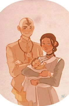 A new family. | The Last Airbender | Legend of Korra | Avatar