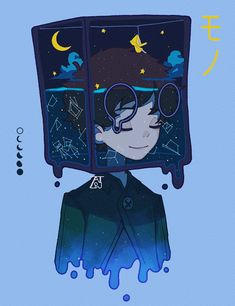 Kawaii Art, Kawaii Anime, Fanarts Anime, Anime Characters, Little Nightmares Fanart, Scary Games, Cartoon Kunst, Rpg Horror Games, Cartoon Crossovers