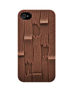 iPhone case - Plank