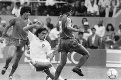 Mexico 1986 - Portugal - Paulo Futre no jogo com Marrocos a 11 de junho