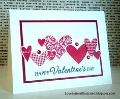 my happy life: Valentine Inspiration from Guest Designer: Sarah Devendorf