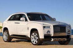 first Infos: Rolls-Royce SUV