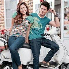 #jadine Ami James, James Reid, Nadine Lustre, Filipina, Asian Boys, Photoshoot, Actresses, Pinoy, Celebrities