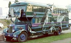 Interesting and Different Bus Conversions