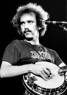 Bernie Leadon - One of the four original band members.