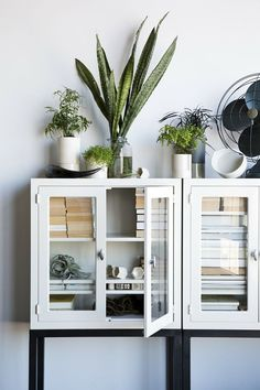 Artikel, Interior, Display Cabinet, via Nicole Franzen Photography