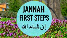 Your first steps in Jannah , What is it going to be like ? First Sights . Islamic Teachings, Paradise, Youtube, Youtubers, Youtube Movies, Heaven