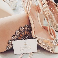 afcc0399f7f Emmy London  Francesca  shoes with clutch