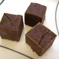 Fool proof Fudge, I can't believe its fixed in the microwave