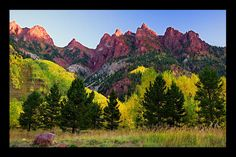 Maroon Bell, Colorado: Photo by Photographer Ya Zhang - photo.net