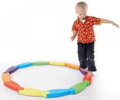Gonge River Path Balance Toy | American Educational Products