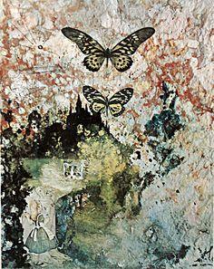 "Alice in Wonderland""  by  Salvador Dali"