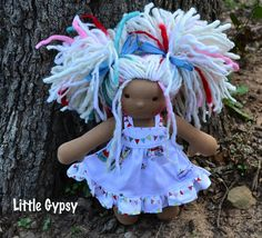 Little Gypsy by Dragonfly's Hollow, via Flickr