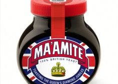 "Clever and cheeky! ""Limited edition Ma'amite introduced for Diamond Jubilee"