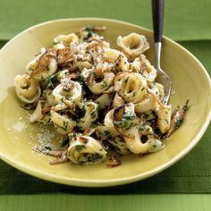 Tortellini with Mush