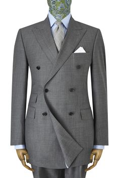 men suits summer -- CLICK Visit link above to read Mens Fashion Suits, Mens Suits, Double Breasted Tuxedo, Mode Costume, Designer Suits For Men, Bespoke Suit, Suit Fabric, Carpe Diem, Office Wear
