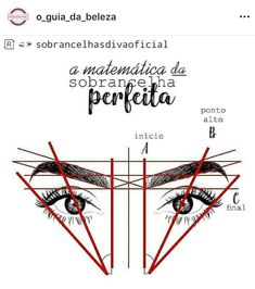 Eyebrow Makeup Tips, Permanent Makeup Eyebrows, Skin Makeup, Beauty Makeup, Maquillage Yeux Cut Crease, Eyeliner Designs, Eyebrow Design, Henna Brows, How To Draw Eyebrows