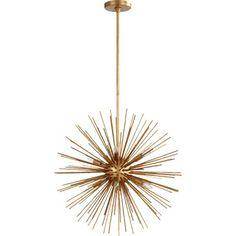 Electra 8-Light Sputnik Chandelier