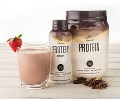 Who doesn't love chocolate?  Get healthy but enjoy your favorite flavor as well.  Let me know if you are ready to try this amazing protein shake.  What have you got to lose? http://multibra.in/7q
