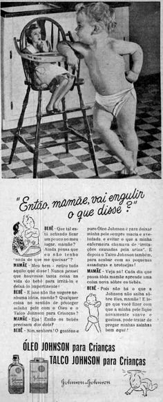 Propagandas Históricas   Propagandas Antigas   História da Publicidade: higiene