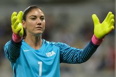 Following upset loss, U.S. women's goalie shows world what her teammates and…