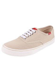 Zapatilla Beige Coca-Cola Shoes e07ad6ed5b9