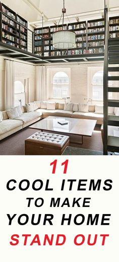 11 Insanely Cool Items That Will Make Your Home Stand Out
