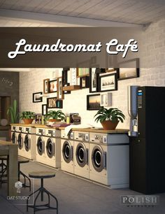 42 best laundromats images on pinterest laundry room laundry coin wash laundry store interior solutioingenieria Image collections