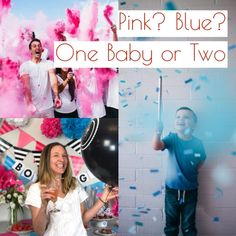 57 Colorful Gender Reveals Gender Reveals With Color Powder Ideas Gender Reveal Gender Reveal Party Reveal Parties