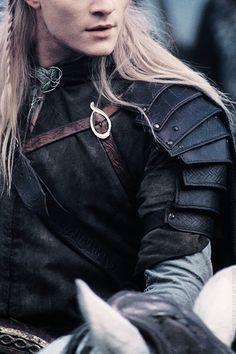 forged-by-fantasy: Legolas Greenleaf, Prince of the Woodland Realm.