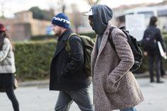 Pitti Uomo Fall/Winter 2015 Street Style