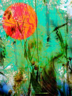 'Summer dreams' von Gabi Hampe bei artflakes.com als Poster oder Kunstdruck $23.56