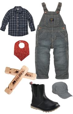 train conductor halloween costume toddlers | Reusable costume for train-lovin' toddler | BabyCenter Blog