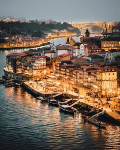 Last year, Porto was No. 9 on T+L's list of the Top 15 Cities in Europe. and it's pretty easy to see why 😍 See the… Places To Travel, Travel Destinations, Places To Visit, Tumblr Travel, Porto City, Visit Portugal, Douro Portugal, Cities In Europe, Travel Inspiration