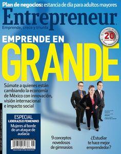 Con esta edición, Entrepreneur cumple 20 años en México. Por eso, te compartimos 85 de las historias que más nos han inspirado, así como los mejores consejos para emprender en grande.