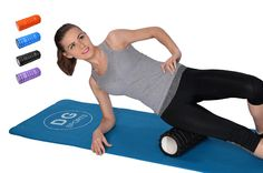 $23 for a Foam Massage Roller - Shipping Included