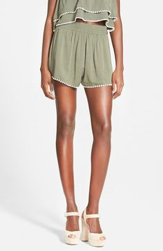 MINKPINK 'Get Lost' Shorts available at #Nordstrom