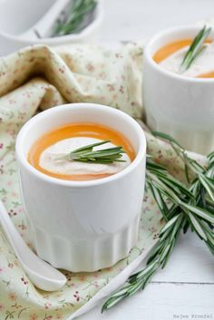 Delicious Shots: Butternut Squash Soup and Free Greeting Cards