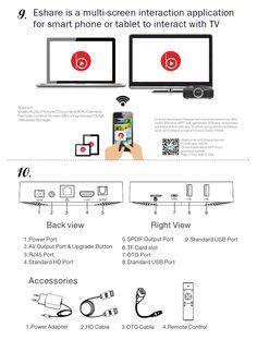 MXIII 4K Quad-Core Android 4.4.2 Google TV w/ Wi-Fi, Bluetooth, HDMI