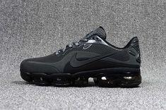 on sale c58c6 25954 Nike 2018 MAX 2018 Black Sneakers Mode, Nike Skor, Herrskor, Tennis, Idrott