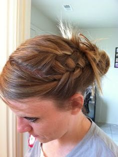 Double Braid -easier than I thought!