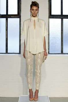 Catherine Malandrino Spring 2013 Ready-to-Wear Collection Slideshow on Style.com
