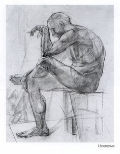 Old master drawings, construction, synthetic form and Glenn Vilppu.