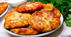 Slovak Recipes, Vegan Recipes, Cooking Recipes, Cordon Bleu, Tandoori Chicken, Baked Potato, Mashed Potatoes, Dessert Recipes, Food And Drink